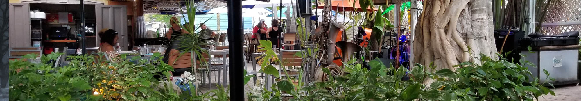 Relax and enjoy your day with unique cuisines and drinks on Dearborn Street in Englewood, FL